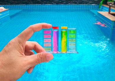 mantenimiento del agua de piscina en Reus