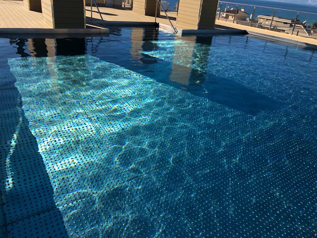 piscina para comunidad de vecinos en salou