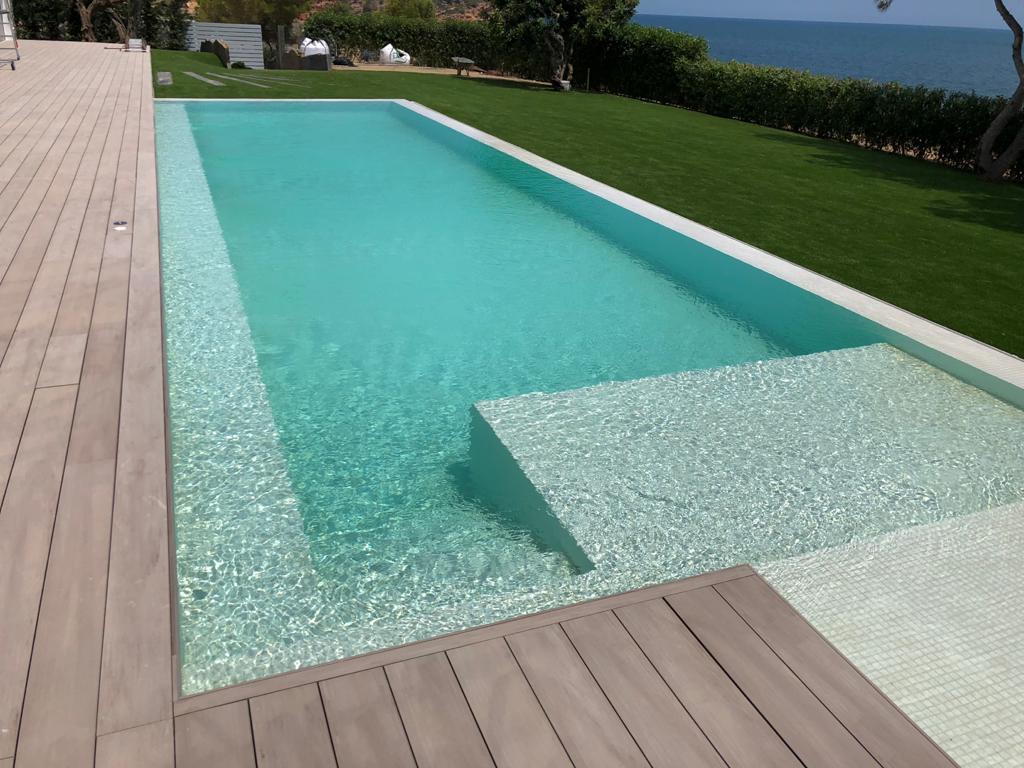 proyecto construcción de piscina en L'ampolla 11