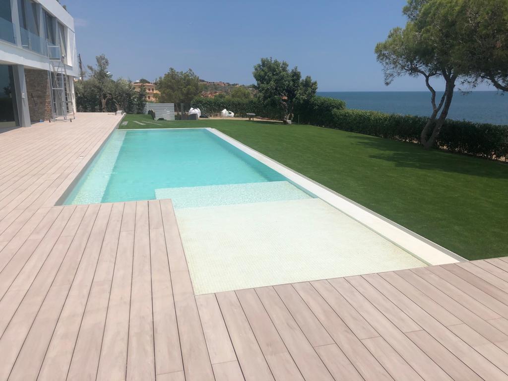 proyecto construcción de piscina en L'ampolla 4