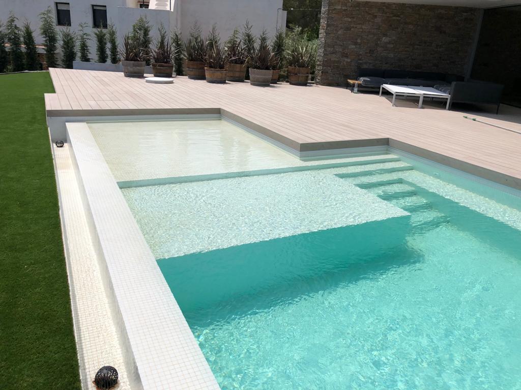 proyecto construcción de piscina en L'ampolla 5