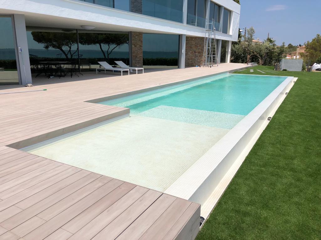 proyecto construcción de piscina en L'ampolla 7