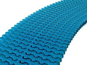 rejilla azul liner