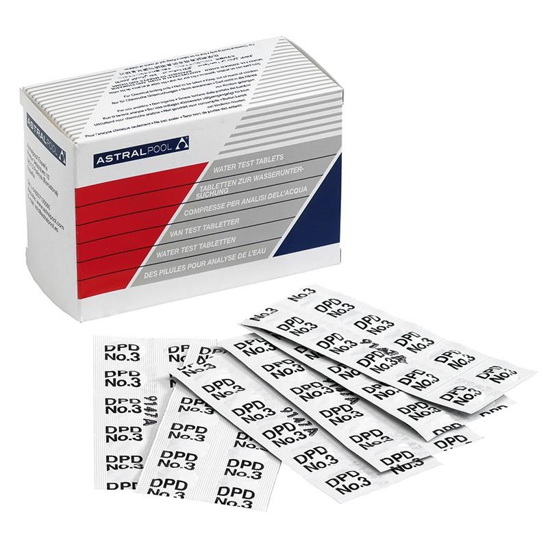 reactivos tabletas